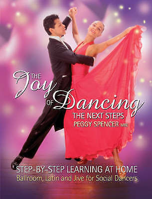 1 of 1 - Peggy Spencer, The Joy of Dancing: The Next Steps: Ballroom, Latin and Rock/Jive