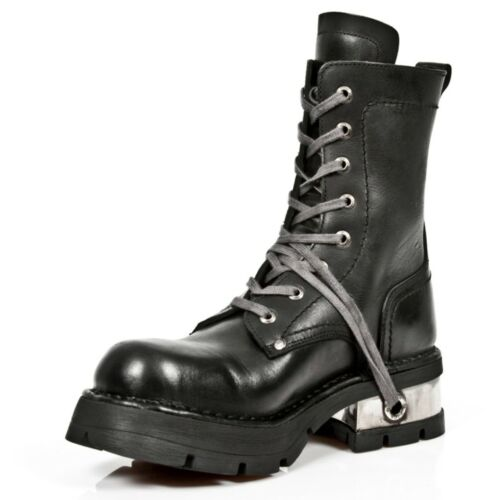 Newrock New M Rock Black Mens Nr Boots S1 1623 YWSnrxY