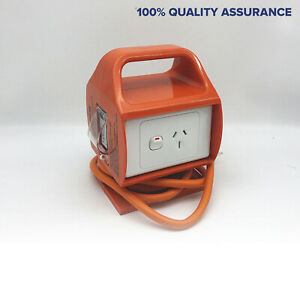 Portable-RCD-15-AMP-2x-Single-3-Pin-Power-Point-Outlet-Socket-with-Cord-15A
