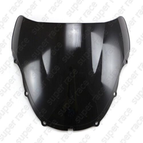 New Style Black Motorcycle Windshield Windscreen For Honda CBR600 F4 1999 2000