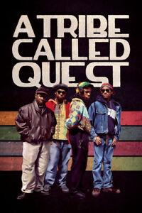 Costom Poster American MC Music A Tribe Called Quest Hip 12x18 27x40 Art Silk