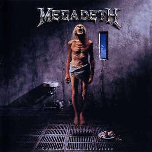MEGADETH - Countdown To Extinction - CD
