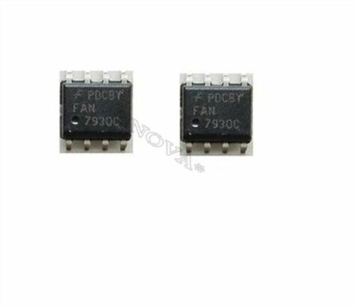 -0,8A Controller FAN7930C SOP8 New Ic sn 20 Stücke Smd Pfc Ccm 0,5