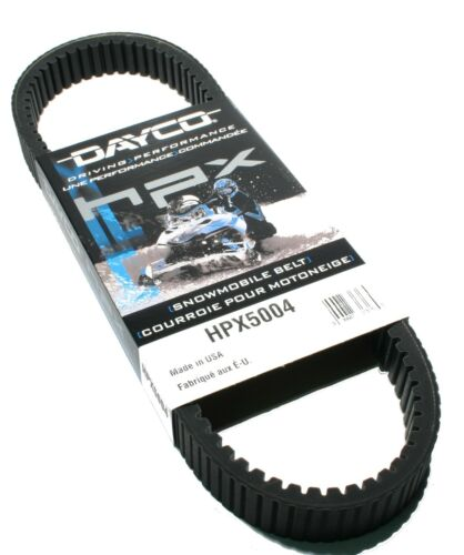 Ski-Doo Formula 583 Dayco HPX5004 Performance Drive Belt 1997