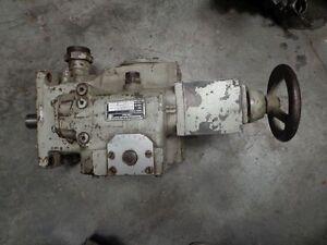 Brueninghaus A1V63MARP1/11 hydraulic pump