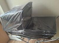 Full Rain Cover For Coach Built Silver Cross Windsor Marlborough Pram Spares