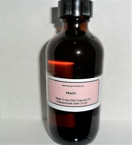 Peach-Fragrance-Oil-for-Soap-Making-Candles-Crafts-Burners-Warmers