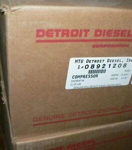 Detroit Diesel 8921208 Bendix 101650 Tuflo 700 8v92 Ebay