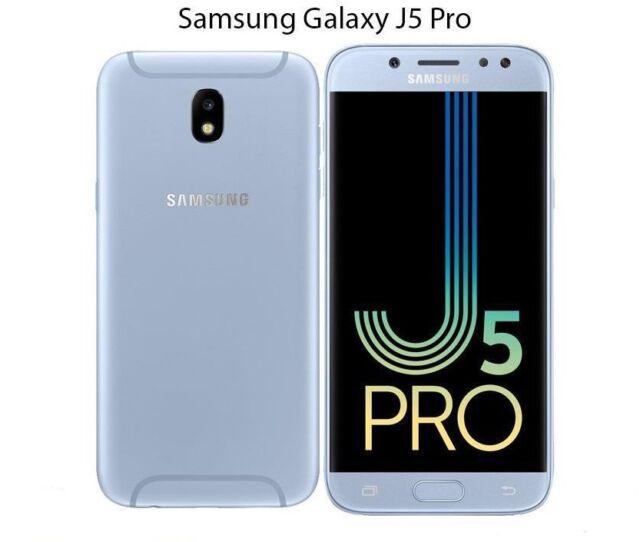 NUOVO SAMSUNG GALAXY J5 PRO 2017 BLU S 32GB Dual Sim 4G SBLOCCARE sm-j530f/DS