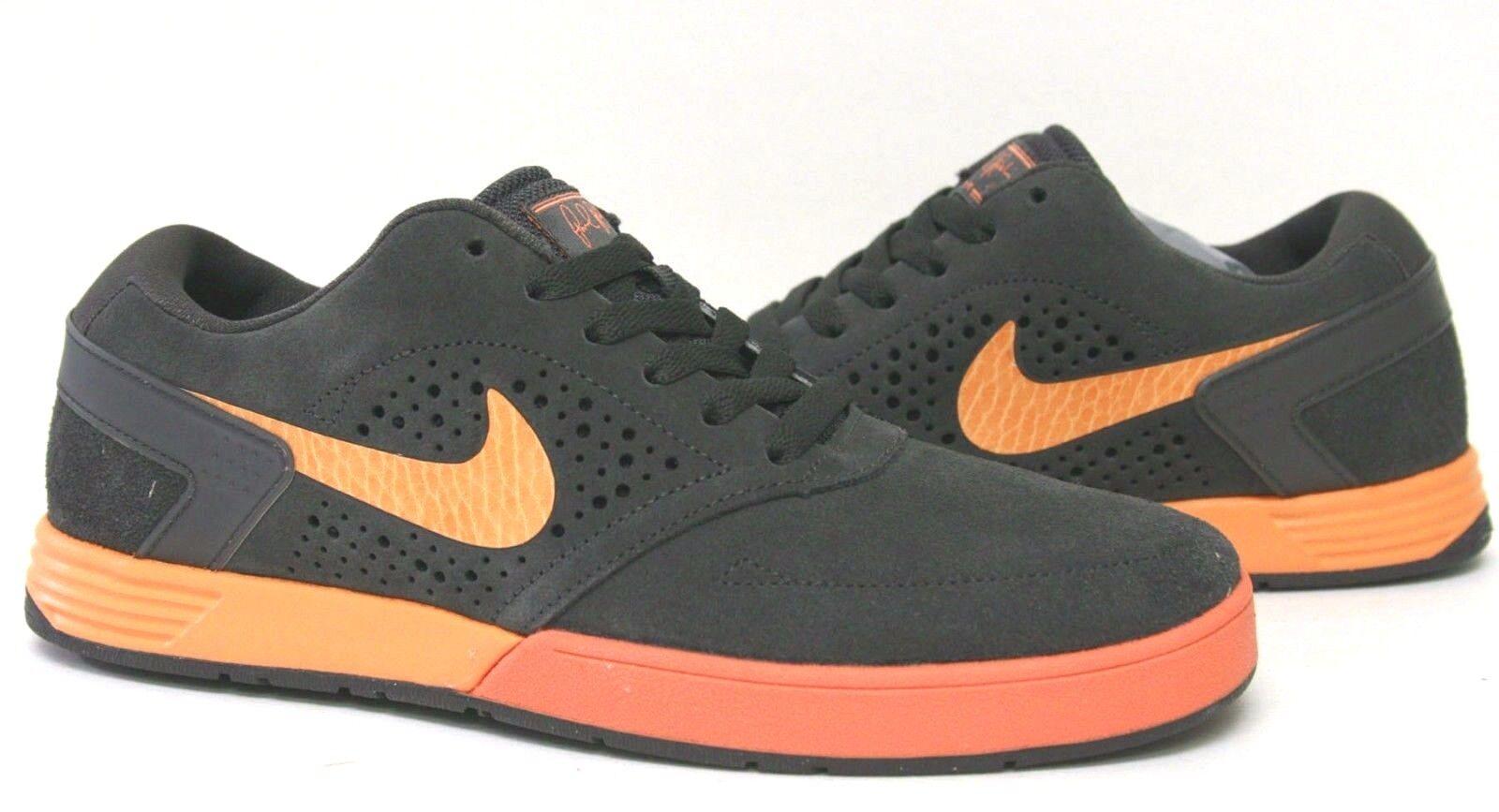 Nike Men's Shoes SB Paul Rodriguez 6 Skateboarding Shoes 525133-080 Men's Size 8