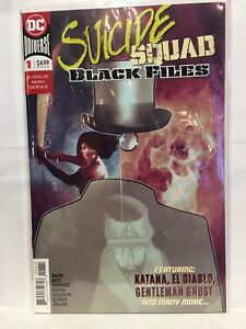 Suicide-Squad-Black-Files-1-NM-1st-Print-DC-Comics