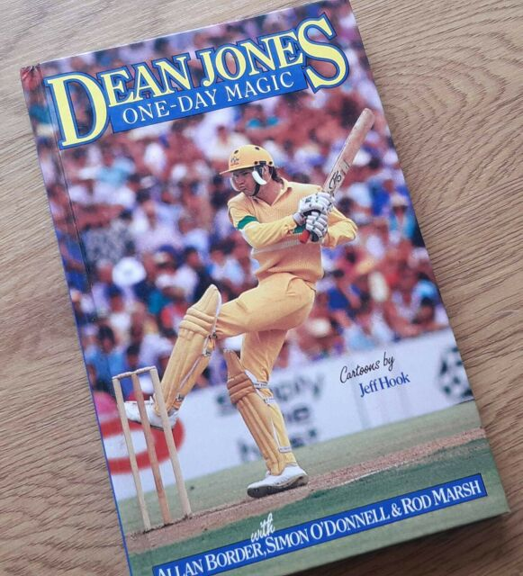 DEAN JONES One-Day Magic - by A.Border, S O'Donnell, R.Marsh