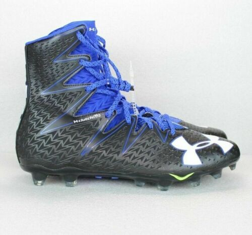 Under Armour Mens UA Highlight MC Cleats 1269693-041 New in Box Shoes