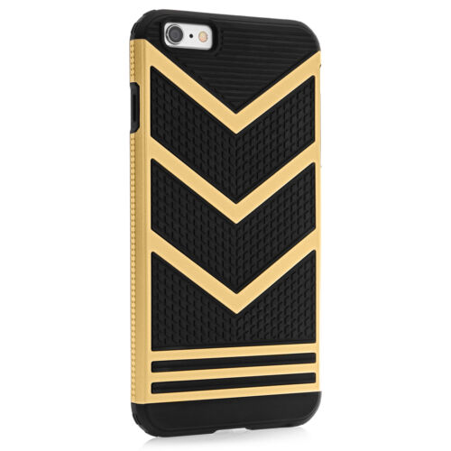 funda cover case para iPhone 6 Plus-Gold Outdoor TPU funda protectora móvil bumper