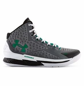 New-Men-039-s-Under-Armour-Curry-1-SC30-Basketball-Shoe-1258723-100-Golf