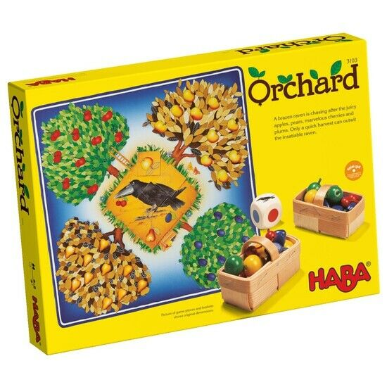 Haba 3103 Orchard Table Game