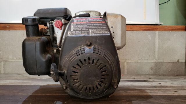 Used Honda Gc160 Engine 5 Hp With 3  4 U0026quot  Horizontal Keyed
