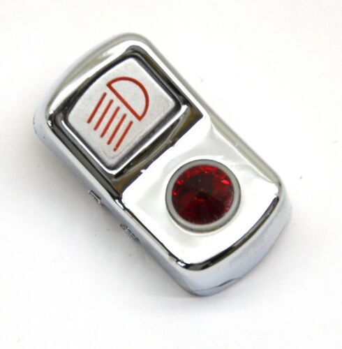 UP Rocker Switch Actuator Cover Head Light for Peterbilt 2006 Red Jewel #45135