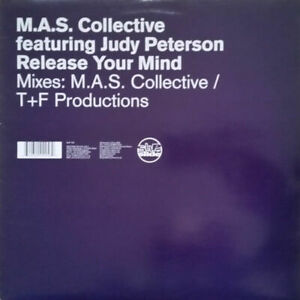 """M.A.S. Collective - Release Your Mind (12"""")"""