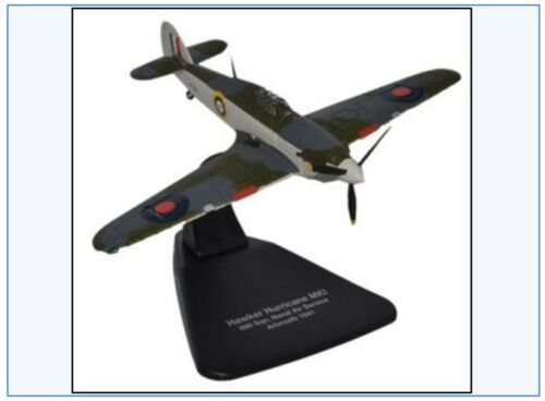 Nuovo /& Oxford 1:72 Ac059 Hawker Hurricane Royal Navy Air braccio 1941