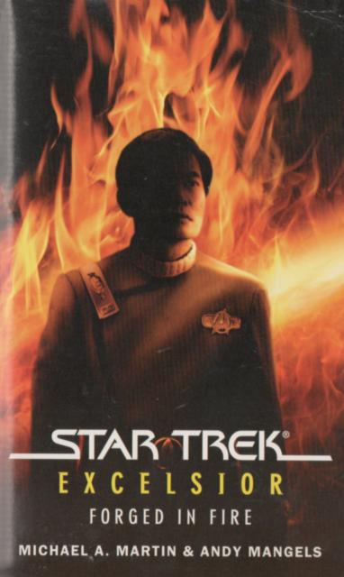 Star Trek Original Series Excelsior - Forged in Fire / Albino Sulu Klingons Kor