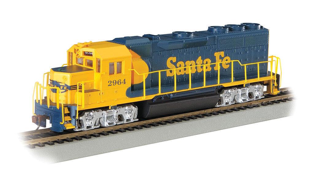 ESCALA H0 - Locomotora diésel EMD GP40 SANTA FE Digital  SONIDO - 66302 NEU