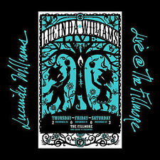 Lucinda Williams, Live @ The Fillmore, New Live