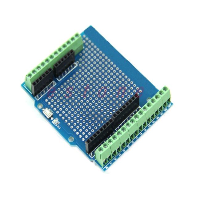 Screw Shield Board For Arduino Compatible Board New 1pc Standard Proto