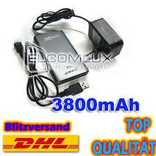 NEU Power Bank, Mobile Ladekabel, Ladegerät 3800 mAh, Micro USB für SonyEricsson