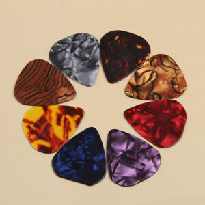 1Bag-0-46mm-Colorful-Celluloid-Acoustic-Electric-Guitar-Picks-Heart-Plectrums