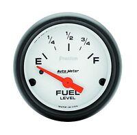 Autometer Phantom Electric Universal Gm Chevy Fuel Level Gauge 2-1/16 (52mm)