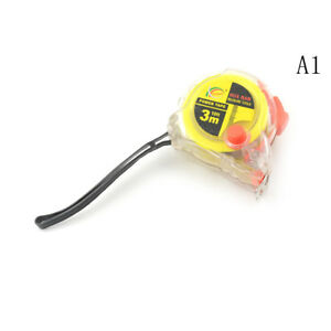 2Pcs Easy Retractable Ruler Tape Measure Small Mini Portable Pull Ruler SP