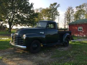 1947 Chevy 3100 truck for sale