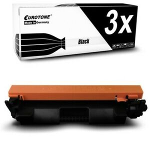 3x Toner For CRG051 Canon I-Sensys MF 267 dw MF 269 dw Approx. 1.700 Pages