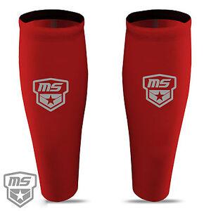 Running-Compression-calf-guard-leg-warmer-support-base-layer-MS-Sports