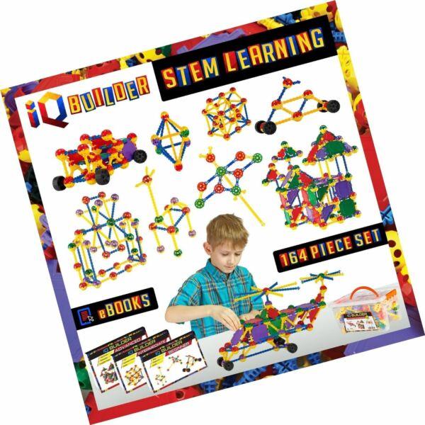 IQ BUILDER STEM Learning Toys Set for sale online   eBay