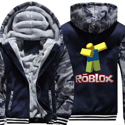 game roblox dab noob hoodies boys men sweatshirts thick fleece jacket 36 ebay sweatshirt lounge robe sweatshirts 36 #4