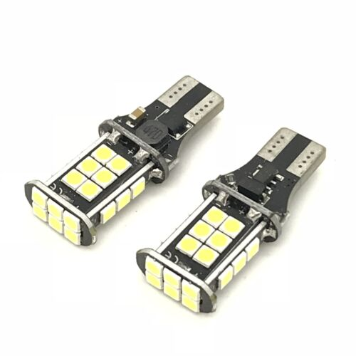 Fits Peugeot 508 Sw 10-On Reverse Light Bulb Spare 15 SMD LED W16W T15 955 921
