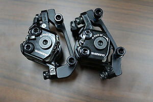 Shimano-Tourney-TX805-Disc-Brake-Caliper-w-Pads-Front-Rear-Upgrade-of-BR-M375