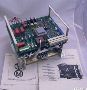 Siemens-Simoreg-6RA2-116-6BD20-Compact-Converter-New-with-Boxed-Incl