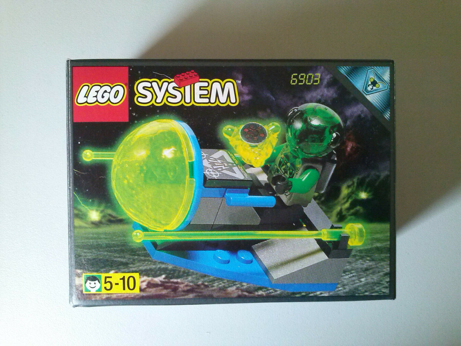 (Very) good LEGO 6903 Bug Bug Bug Blaster - Space Insectoids bd26a4