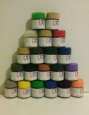 Tamiya acrylic paint 20pcs 23ml bundle