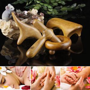Appareils-de-Massage-en-Bois-Tout-le-Corps-THAI-Masseurs-Reflexologie-Therapie