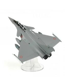 Brillant Maquette Rafale Biplace Dassault Aviation - 1/72 Metal Tres Rare