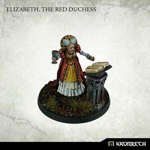 Kromlech BNIB Elizabeth, The Red Duchess (1) KRM108