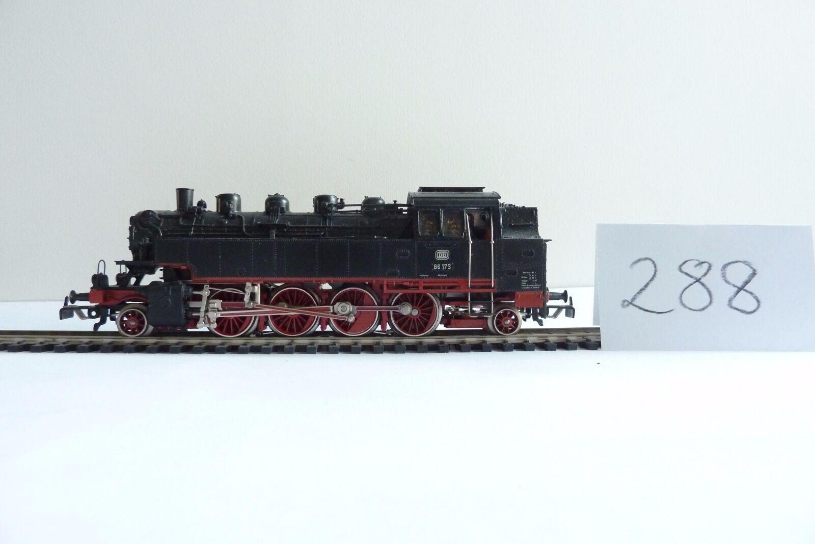 Märklin Tenderlok DB 86 173  | Jeder beschriebene Artikel Artikel Artikel ist verfügbar  e765e5