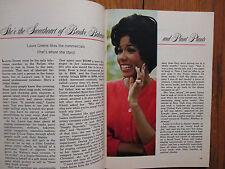 November 7--1964 TV Guide(LAURA  GREENE/LESLIE  CARON/MICHAE L BURNS/DR. KILDARE