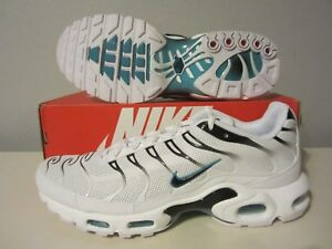810d05ab7 852630 106) DS Nike Air Max Plus white/black/dusty cactus sz 12 Mens ...