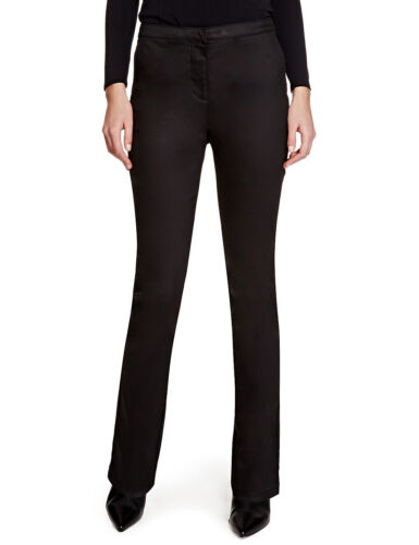 Ex M/&S Ankle Grazer Jeans Ladies Speziale Black Slim Leg Trousers Womens Per Una