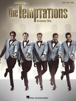 The Temptations Greatest Hits Sheet Music Piano Vocal Guitar Songbook 000306129